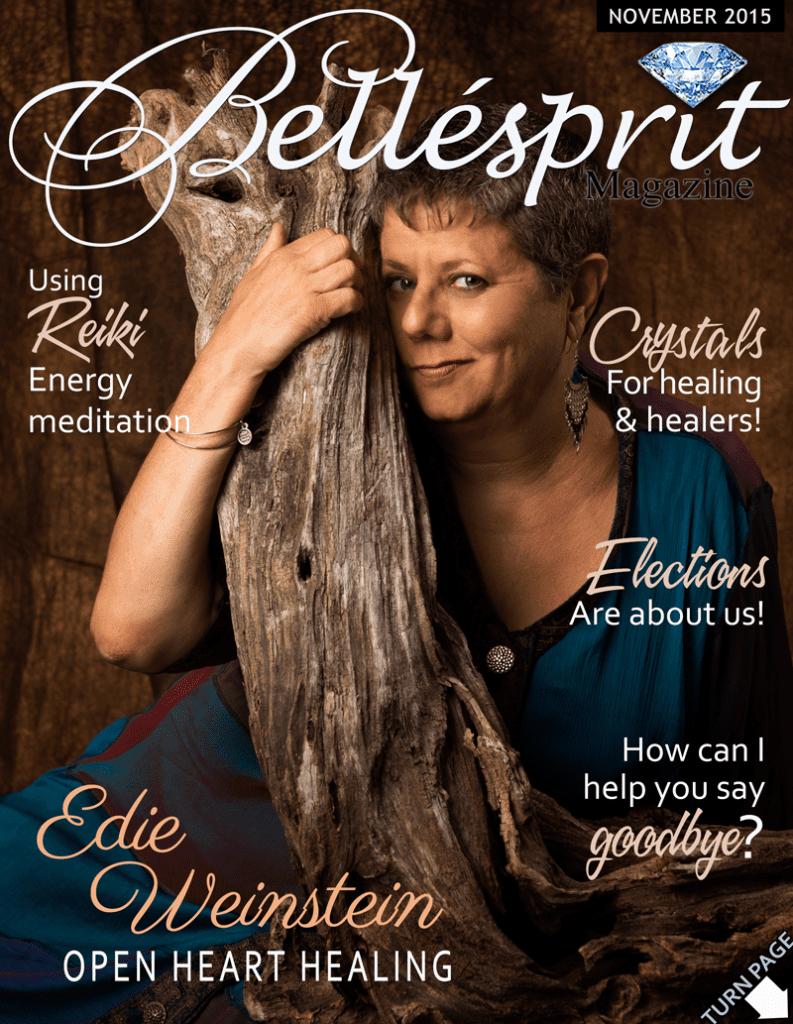Edie magazine cover
