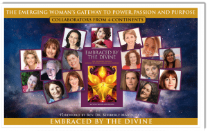 "Embraced By The Divine Contributing Writer, Edie Weinstein, Announces Book ""Soft Launch"""