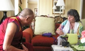 Interview with His Holiness the Dalai Lama